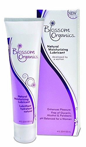 Blossom Organics Lubricant - Natural Moisturizing - 4 fl oz
