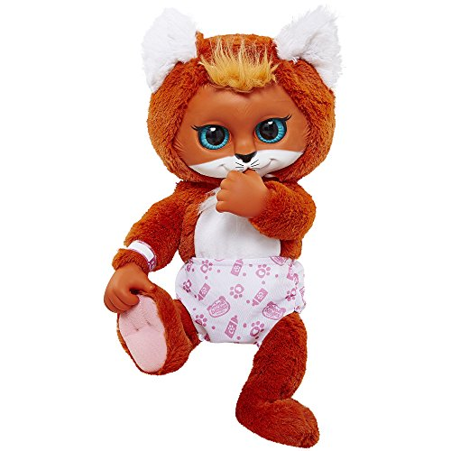 Animal Babies Deluxe Baby Fox Plush by Animal Babies (Image #2)