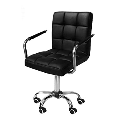Provided Lifting Swivel Counter Mordon Bar Chair 84-98cm Height Adjustable Iron Rotating High Bar Stool Chair Pu Leather Soft Backrest High Quality Furniture
