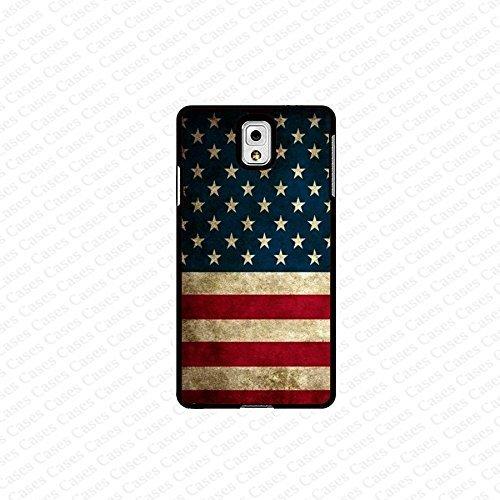 krezy case Galaxy Note 4 case- american flag samsung Galaxy Note 4 case- Cute Note Case, Galaxy Note 4 Case