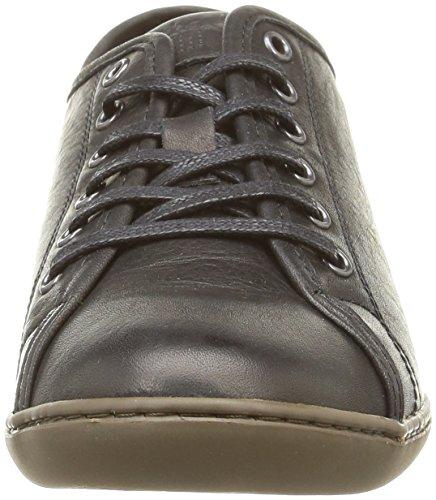 Noir Negro 3734 TBSCerise Noir Zapatos Derby Mujer YUzZHq
