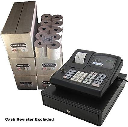 eposbits® marca rollos para Merlin/TOWA/Geller AX-100 AX100 caja ...