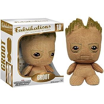 Funko -Fabrikations: Marvel - Groot Action Figure