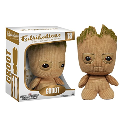 Funko -Fabrikations: Marvel - Groot Action Figure
