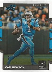 2017 Donruss #35 Cam Newton Carolina Panthers Football Card
