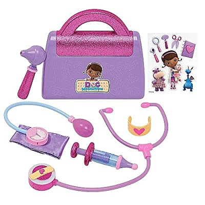 Disney Doc McStuffins Doctors Bag by Unknown: Toys & Games