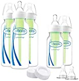 #9: Dr. Brown's Options Narrow Feeding Set, clear