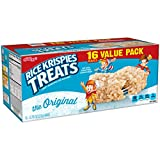 GROCERY  Amazon, модель Rice Krispies Treats Bars, The Original, 0.78 Ounce Bars, 16 Count, артикул B00PC5CI8K