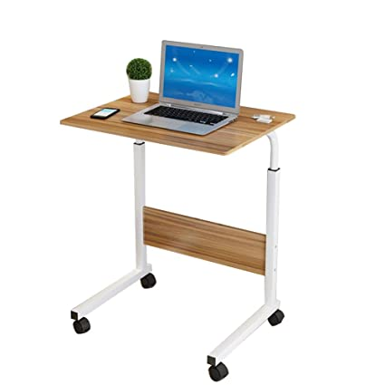 Office Furniture Furniture A Pink Notebook Computer Desk Bed Learning With Household Lifting Folding Mobile Bedside Table Writing Desktop Computer Desk