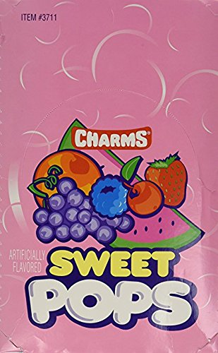 Price comparison product image Charms Sweet Pops Variety (Pack of 100)