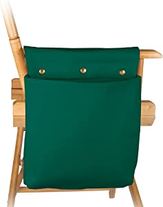 Telescope Casual Director Chair Script Accessory Bag, Forest Green-(1BAG22C01)