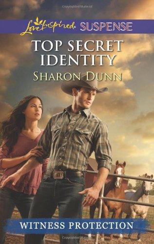 book cover of Top Secret Identity