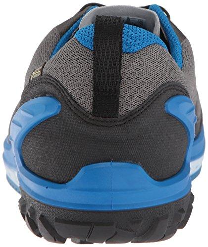 ECCO Men's Biom Venture Multisport Outdoor Shoes, Black (Black/Black) Black/Titanium/Dynasty