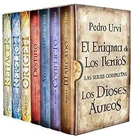 El enigma de los Ilenios y Los Dioses Áureos: Series Completas (Spanish Edition)