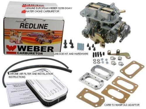 PMI Suzuki Samurai Weber CARB Conversion Water Choke