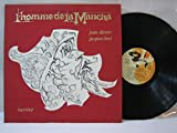 L' Homme de la Mancha (Man of La Mancha 1968 French Cast) LP