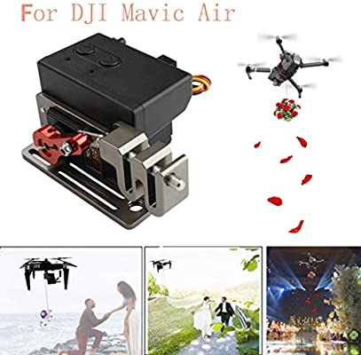 FGDJEE - Dispositivo de Doble liberación para Drone dji Mavic Air ...