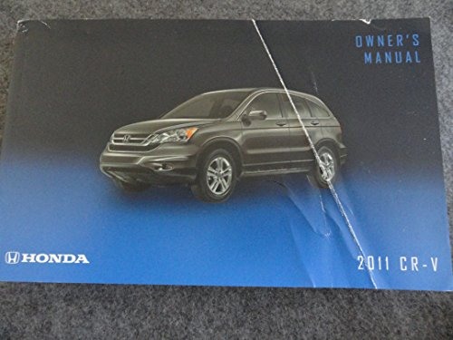 2011 CR-V Owners Manual
