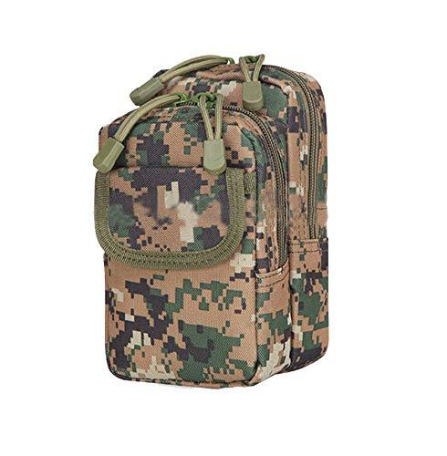 Les Congshu Main De Le Sac Tactiques Poches Portent D'armée Noir Pouces Ceinture Ventilateur Téléphone 6 À Portable ffrAaq