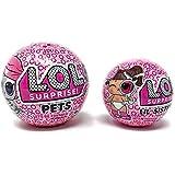 L.O.L. Surprise!! Pets Bundle with Lil Sister Eye Spy Series 4 Wave 1