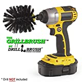 Drill Brush Ultrastiff Scrub Brush