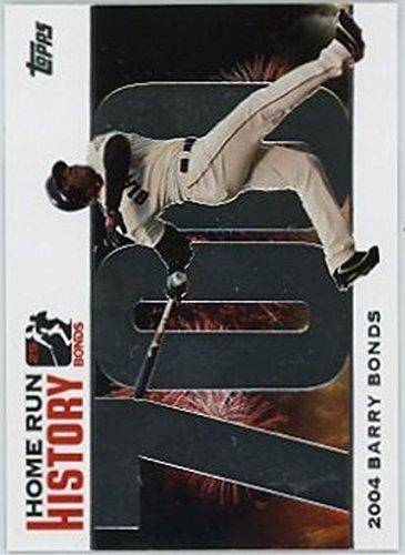 2005 Topps Barry Bonds Home Run History #700 Barry Bonds NM-MT Giants 2005 Topps Barry Bonds