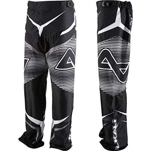 Hockey Line Pants In (Alkali RPD Team+ Inline Hockey Pants (Black/White/Vent JR Large))