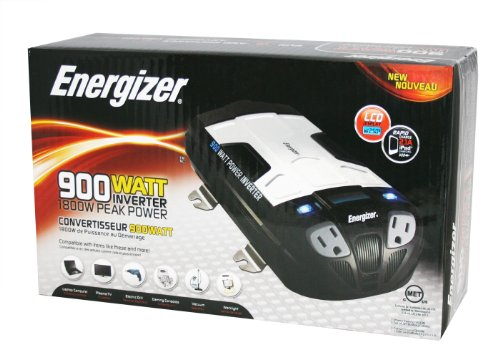 ENERGIZER-900-Watt-Power-Inverter-converts-12V-DC-from-cars-battery-to-120-Volt-AC-with-2-USB-ports-21A-shared-compatible-with-iPad-iPhone
