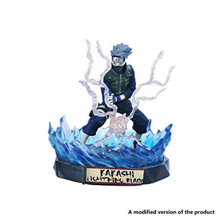 Naruto Shippuden: Alto 7.4 Pulgadas PVC Naruto Ninja Anime ...
