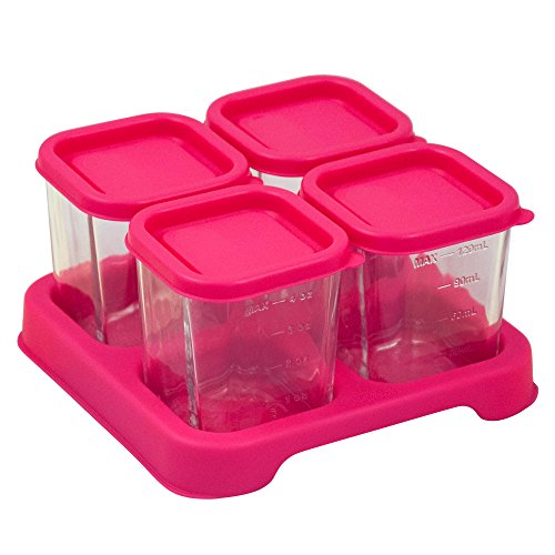 Green Sprouts Reusable Containers Freezer