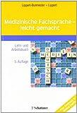 img - for Medizinische Fachsprache - leicht gemacht book / textbook / text book