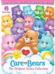 Originally created by American Greetings, the lovable bears of Care-a-lot Cheer, Share, Harmony, and all their bear buddies with unique belly badges and a caring mission have been delighting fans for 30 years! Whether its learning the value o...