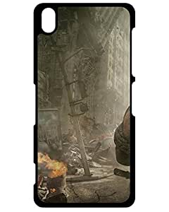 High Quality Shock Absorbing Case For Sony Xperia Z3-I Am Alive 9655680ZB581414753Z3 Landon S. Wentworth's Shop