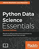 Python Data Science Essentials - Second Edition
