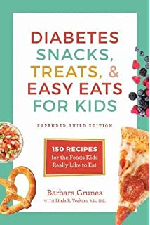Type 1 diabetes for dummies alan l rubin 9780470178119 amazon diabetes snacks treats and easy eats for kids 150 recipes for the foods forumfinder Images