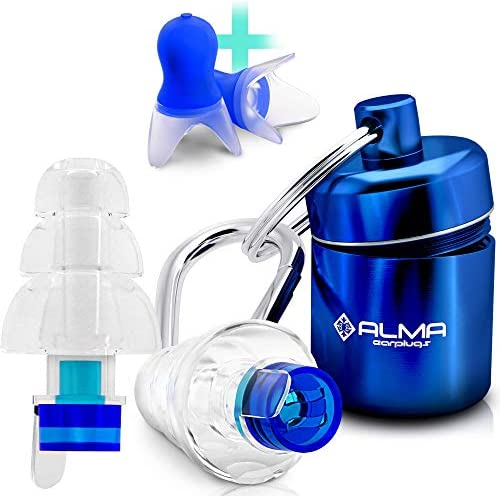 ALMA Ear Plugs Noise Reduction product image