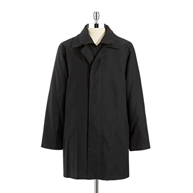Lauren by Ralph Lauren Rain Coat (36 Regular, Black)