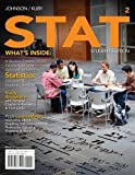 STAT2 (with Review Cards and CourseMate Printed Access Card) (Available Titles Aplia)