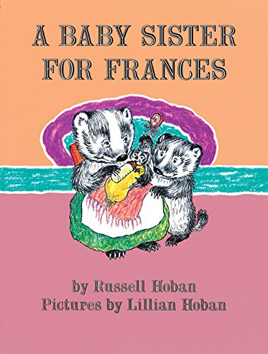 A Baby Sister for Frances (I Can Read Level 2) by HarperCollins (Image #1)