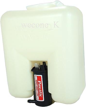 Windshield Washer Bottle Kit For Nissan D22 FRONTIER Pickup 1996-2004