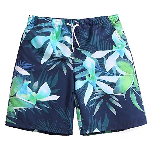 - Mens Ultra Quick Dry Orchid Canvas Fashion Board Shorts X-Large 36-37