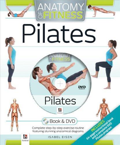 Cased Gift Box DVD: Anatomy of Fitness Pilates