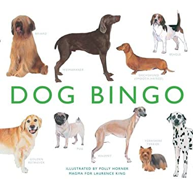 Dog Bingo (Magma for Laurence King)