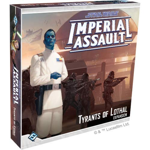 Star Wars: Imperial Assault - Tyrants of Lothal ()