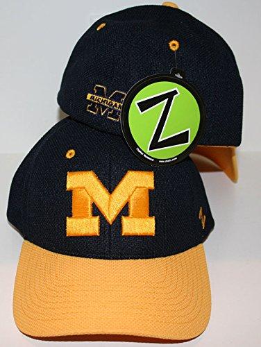 Amazon.com   ZHATS University of Michigan Top Pursuit Blue Yellow ... d1e884fb9d74