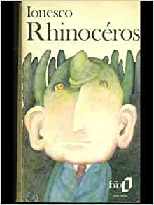 a review of the book rhinoceros by eugene ionesco Rhinoceros plot summary, character breakdowns, context and analysis, and  performance video clips  eugene ionesco add to toolbox in your toolbox.