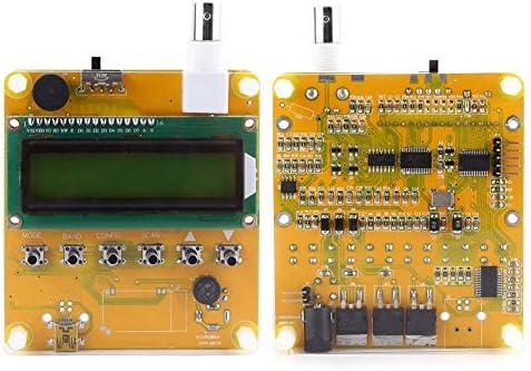 Ausla Kurzwellenmessgerät, DC12V Antennenanalyse, Messgerät 1-60MHz Q9 LCD Digital