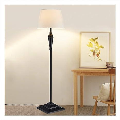 DEZHAO Lámpara de pie LED, Estudio del Dormitorio de la Sala ...