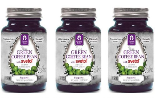 Svetol Green Coffee Bean Extract by Genesis Today- 2 Pack