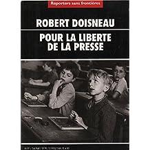 Pour la liberte de la presse